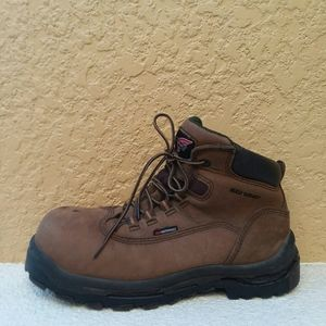 RED WING Womens Work Boot Size 9.5